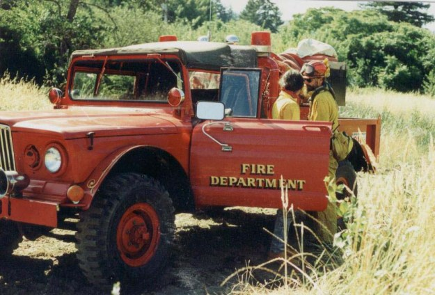 VFD truck 1 ed