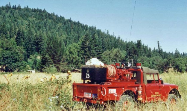 VFD  truck 2 ed
