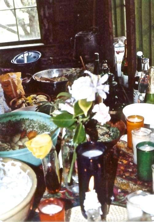 wedding table iph